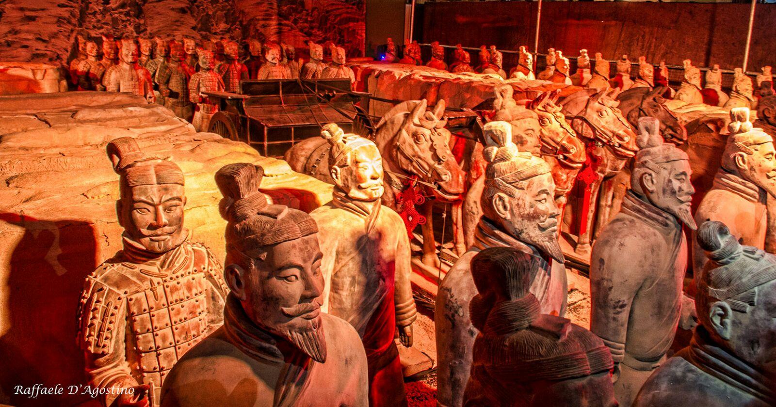 Esercito di terracotta cinese, un viaggio nella storia di 2200 anni fa