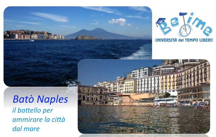 Bato Naples, il battello per ammirare Napoli dalla costa