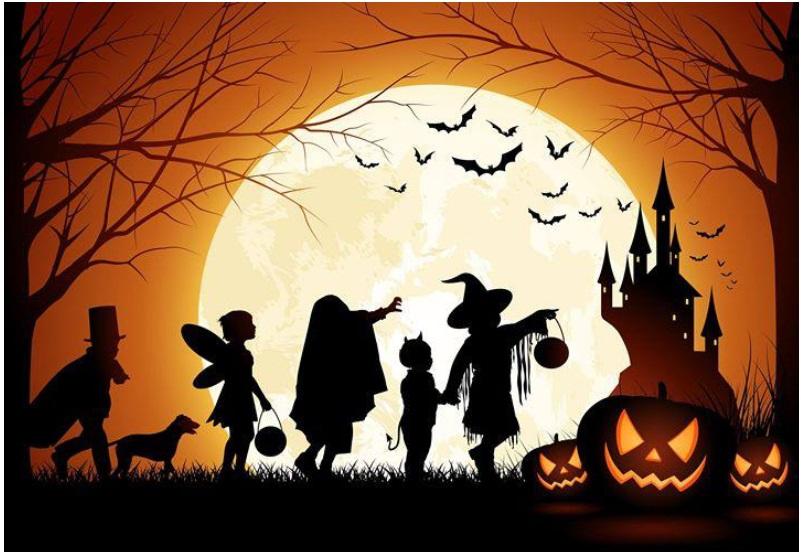 Aspettando Halloween, con BeTime!