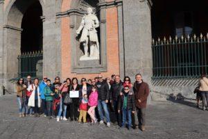 Palazzo Reale di Napoli, le immagini dell'evento [FOTO]