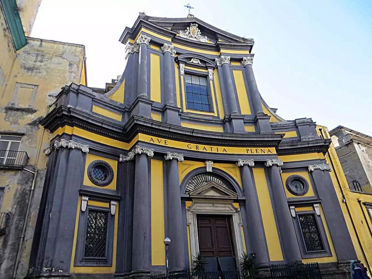Alla scoperta della Basilica della Santissima Annunziata Maggiore