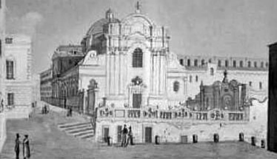 All'Archivio di Stato e visita alla Chiesa dei Santi Severino e Sossio