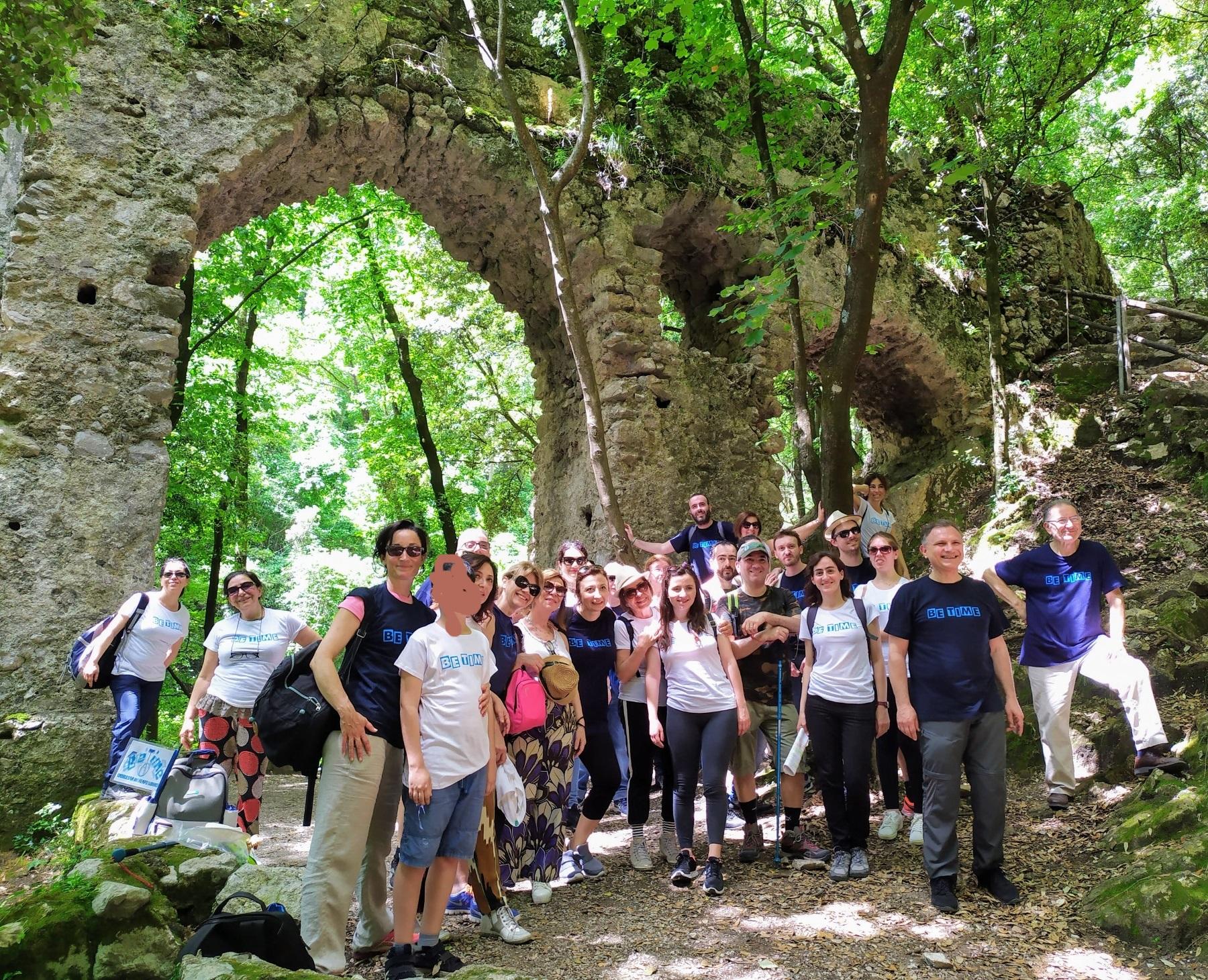 BeTime e Natura: l'indimenticabile passeggiata dalle Valle delle Ferriere fino ad Amalfi