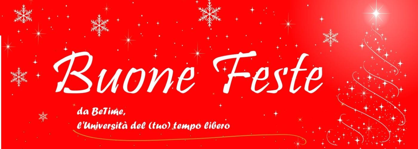 Be Christmas Time: insieme per gli auguri di Natale