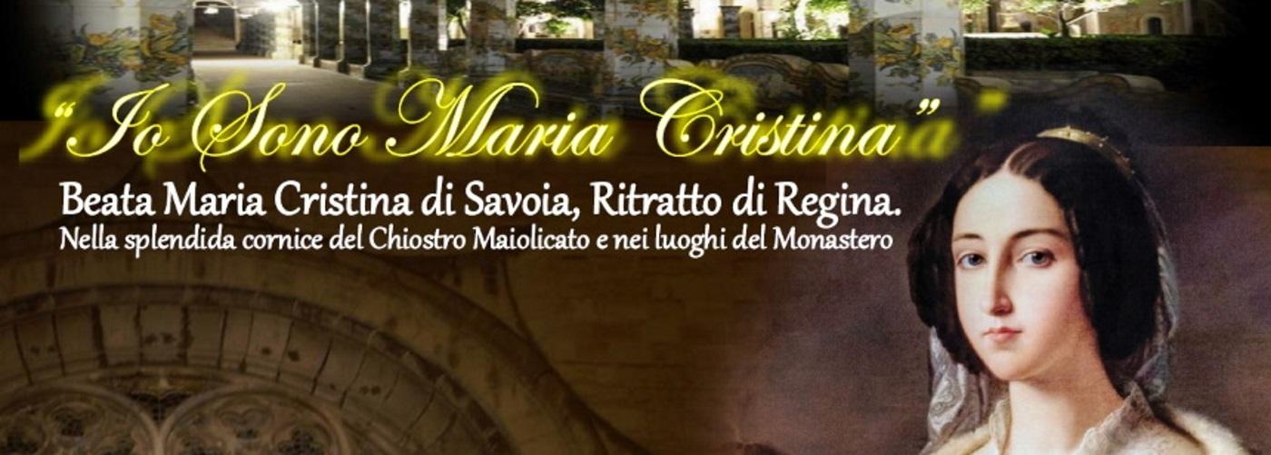 """""""Io sono Maria Cristina"""": al Chiostro di Santa Chiara [25 gennaio]"""