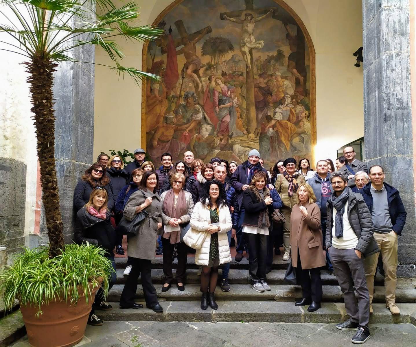 Al monastero delle Trentatrè per scoprire la vita di Maria Longo
