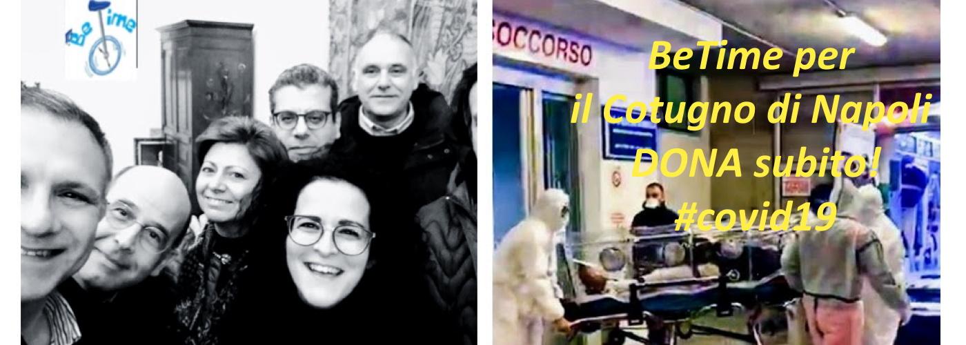 BeTime per l'Ospedale Cotugno di Napoli