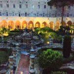 Solstizio d'estate al monastero di Santa Chiara: le immagini di una serata straordinaria [FOTO]