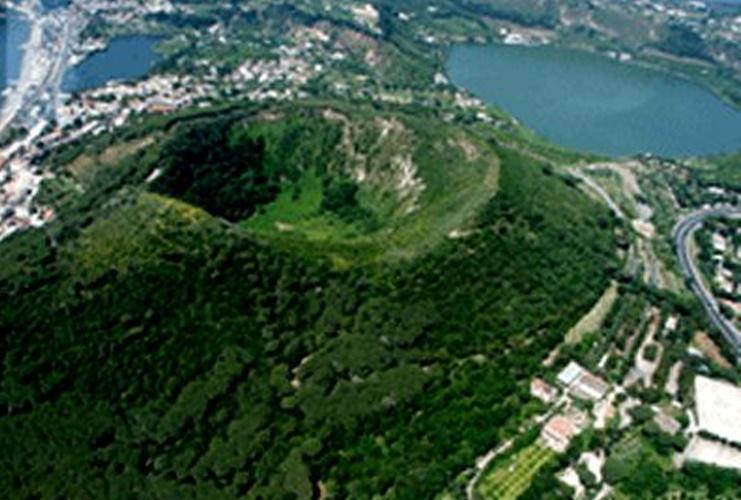 Al parco naturalistico del Monte Nuovo con BeTime!