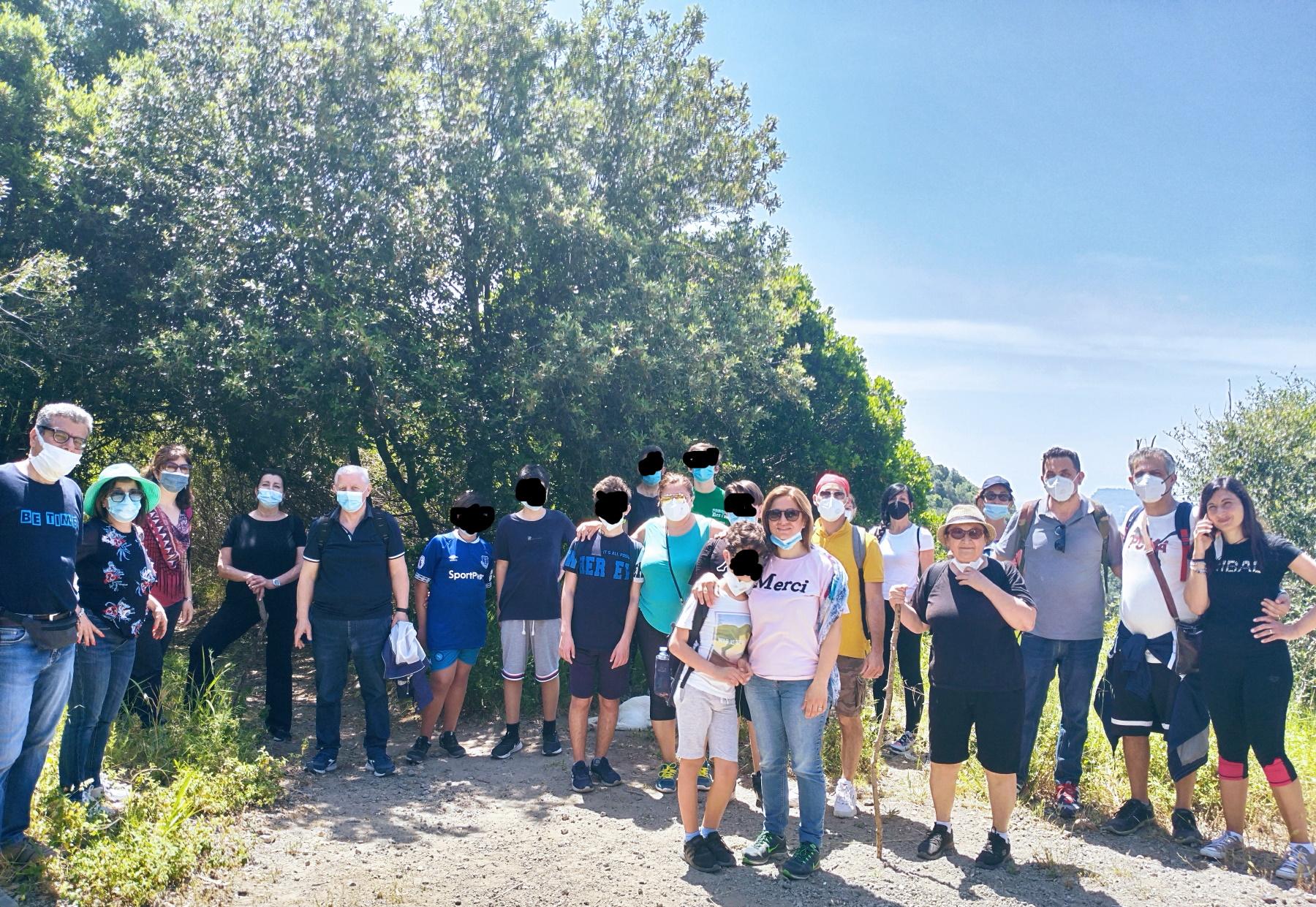 La nostra escursione alla scoperta del Monte Nuovo, il vulcano più giovane d'Europa!