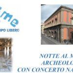 Museo Archeologico Nazionale di Napoli di notte, tra arte e musica!
