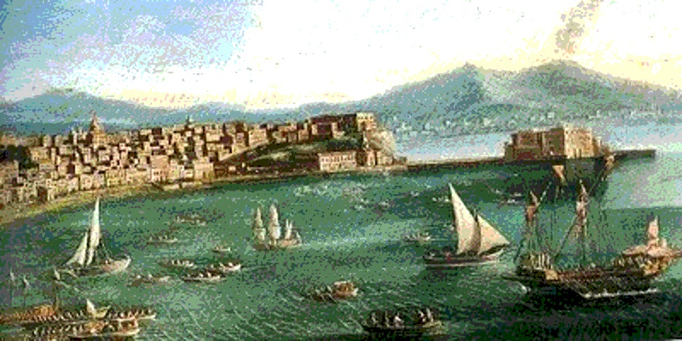 La storia di Napoli, un corso del prof. arch. Massimo Rippa in collaborazione con Be Time