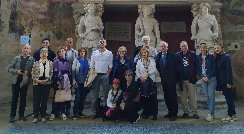 La passeggiata nella Storia di Napoli: dai Martiri d'Otranto al Re Ladislao