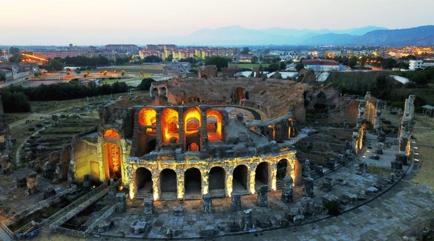 All'anfiteatro campano di Santa Maria Capua Vetere con BeTime